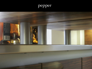 Pepper Kitchens Website Design