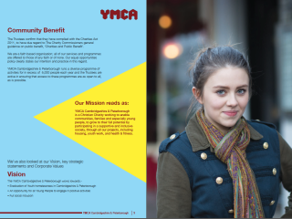 YMCA Annual Report