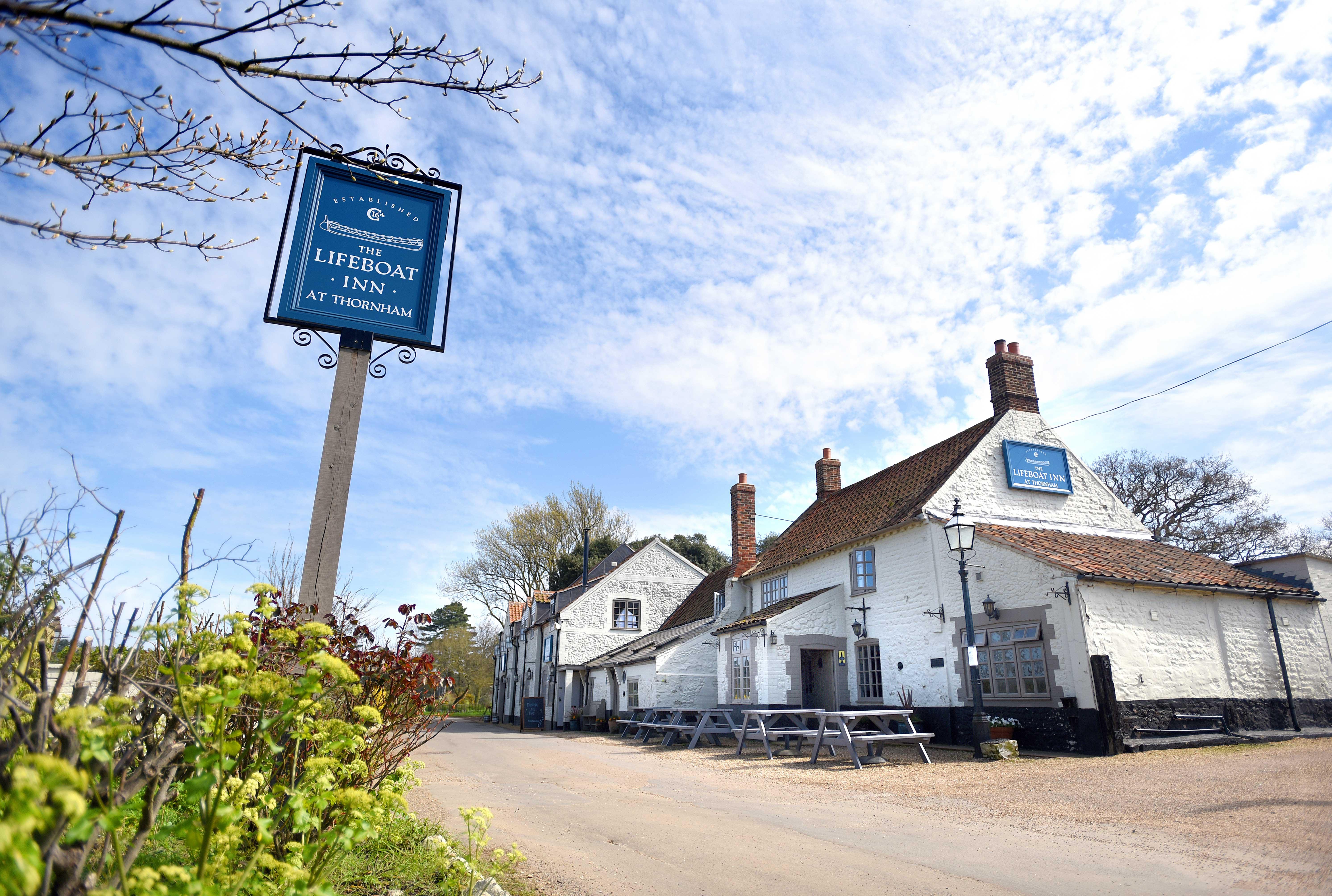 Thornham Lifeboat Inn Hotel